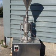 Y-Tron single pass stainless steel toothed homogeniser 7.5kw.