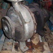 Labour A60LV high efficiency pumps.