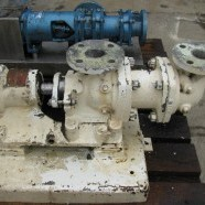 Mono Model SH40-R5-FX stainless steel progressive cavity pump.