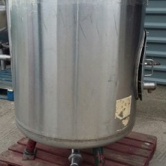 Grundy-stainless-steel-800 Lts-pressure-vessel