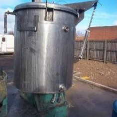Kady C4 1000 Lts wet mill homogeniser.
