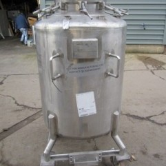 Agitated Vacuum Vessel