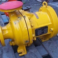 H.M.D. new and unused stainless steel sealess pump.