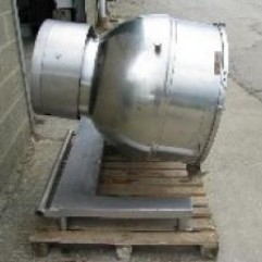 Groen 225 Lts stainless steel tilting pan.